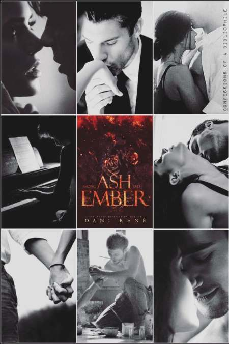 Among Ash & Ember Collage by Confessions Of A Bibliophile
